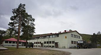 350 soldater i karantene i Troms