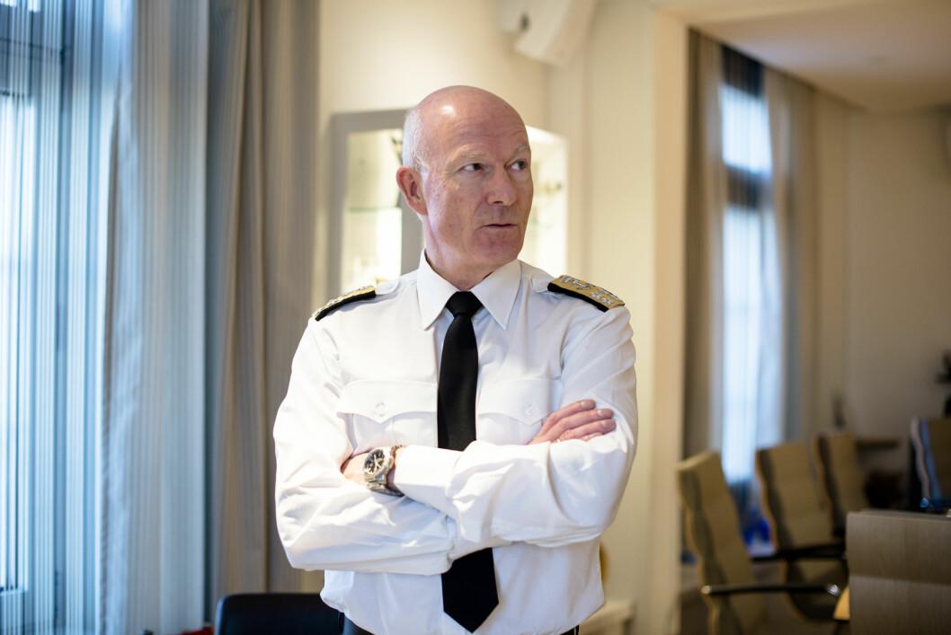 Forsvarssjef Haakon Bruun-Hanssen mener at Forsvaret ikke har en ukultur.