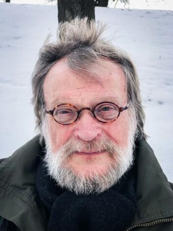 Historiker Tore Pryser (Foto:Forsvarets forum):