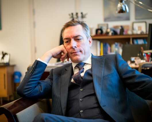 Forsvarsministeren er opprørt, men uten tiltak