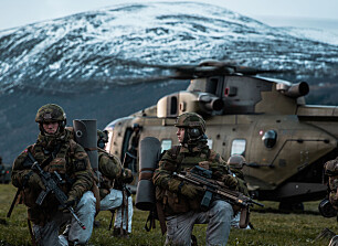 «Tillit er det beste effektiviseringstiltaket i Forsvaret»