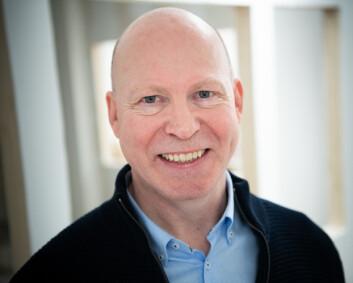 Øystein Wemberg har avlivet feltskoene for godt, men sverger fortsatt til Freia