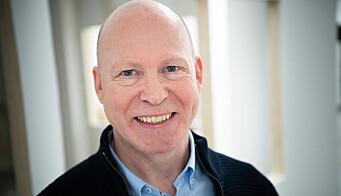 Øystein K. Wemberg er generalsekretær i Veteranforbundet SIOPS.