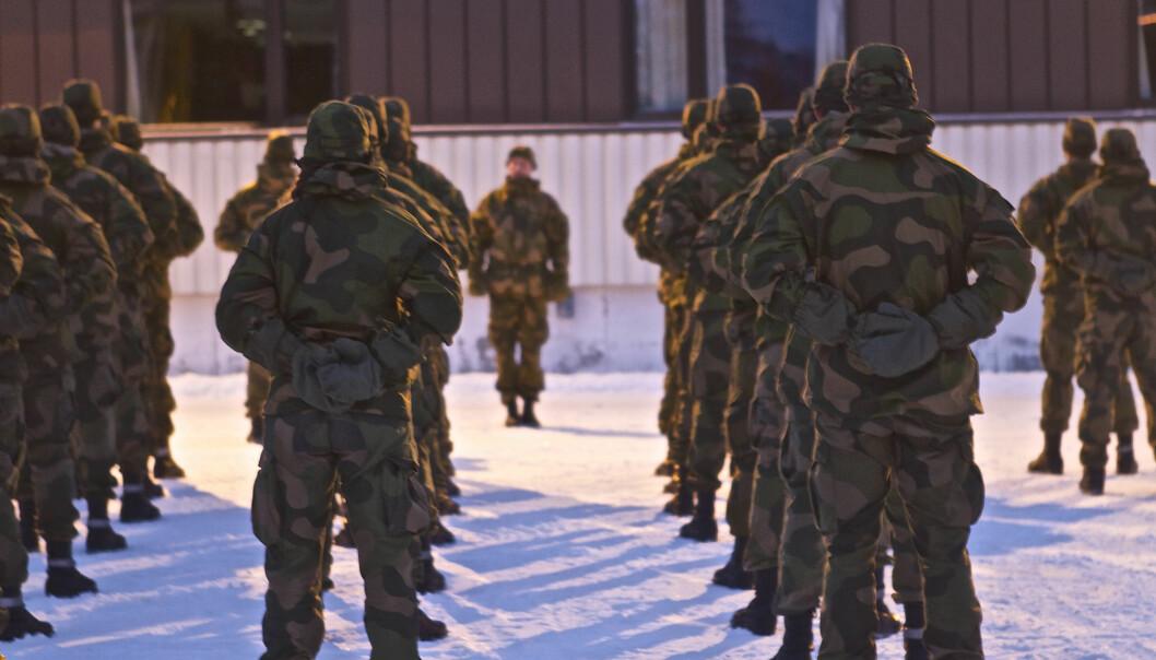 Illustrasjonsbildet. Foto: Forsvaret