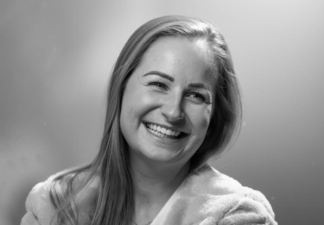 Miriam Weierud (30) vil ikke la andre diktere hva hun skal mene.