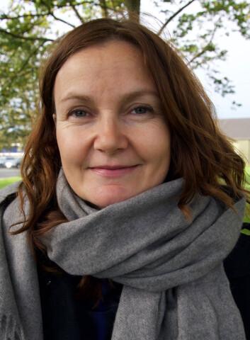 Norunn Kosberg (46)<BR>Filosof<BR>Var i to år Forsvarets rådgiver innenfor humanisme
