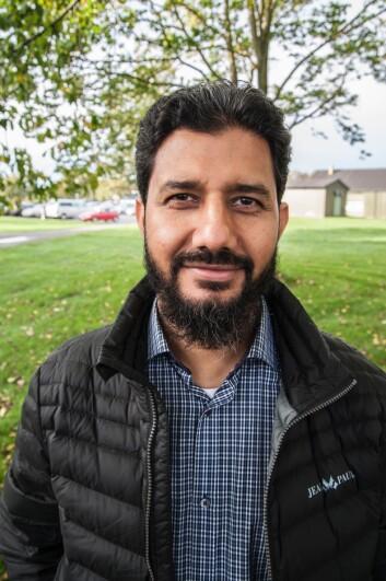 <STRONG>Najeeb Naz (45)</STRONG><BR>Imam<BR>Var i&nbsp;to år Forsvarets rådgiver innenfor islam<BR>Ble&nbsp;2. januar 2017 <BR>Forsvarets første feltimam&nbsp;