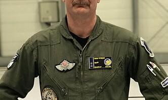 F-16 til Bodø: –Skulle ønske det var en spøk