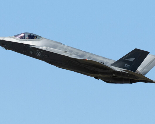 USA stanser F-35-leveranser til Tyrkia