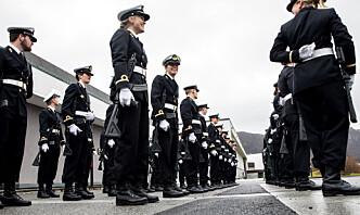 Trenger vi tydeligere grenser for yrkesmilitære?
