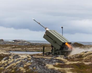 Norsk våpeneksport øker: Nato-land kjøper fortsatt mest