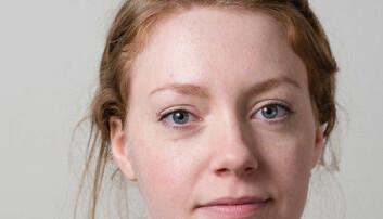 Ragna Vorkinnslien, gruppeleder i Rødt Trondheim (Foto: Rødt).