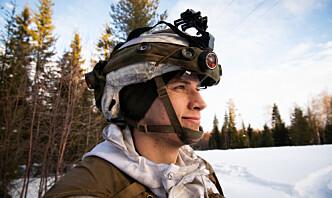 2000 soldater øvde med simulatorvest og sensorer