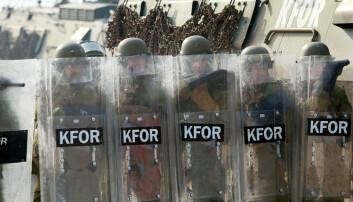 Formet av Kosovo