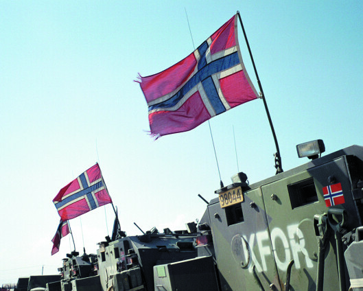 Kosovo: Den norske sjefen