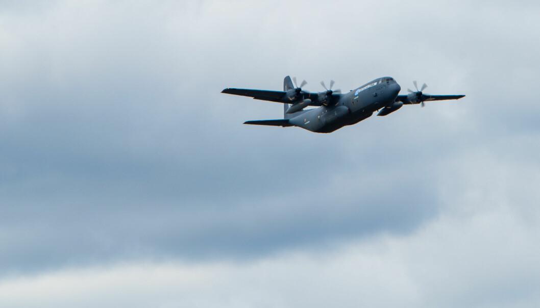 TILSYN: Statens havarikommisjon anbefaler et uavhengig tilsyn i etterkant av nesten-ulykken med et Hercules-fly i 2020. Luftforsvaret er imidlertid avventende.