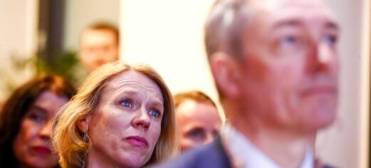 Huitfeldt: Hvorfor er ikke Stortinget informert om F-35s potensielle kostnadssprekk?