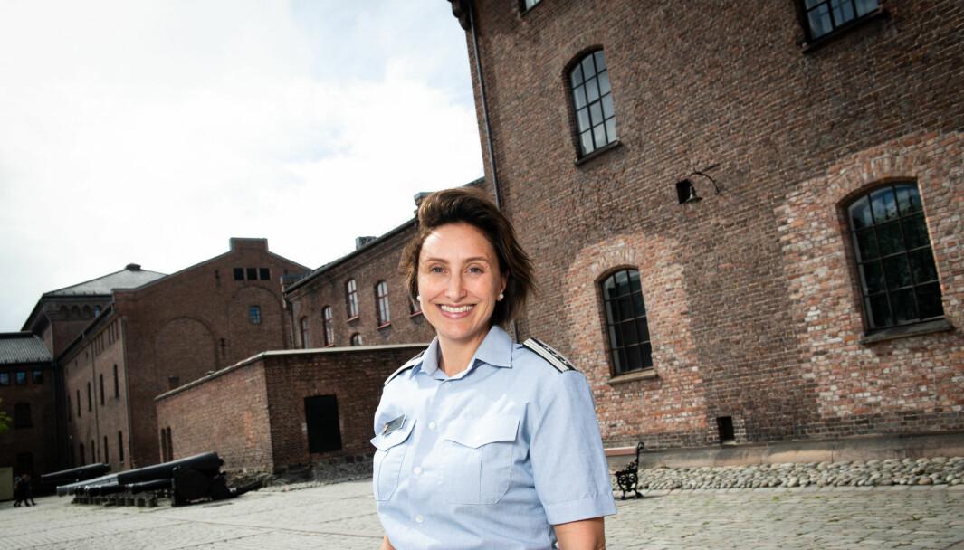 Gunn Elisabeth Håbjørg, sjef for Forsvarets personell- og vernepliktssenter, roser debatten etter Svendsen-rapporten.