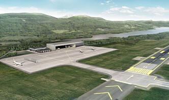 Partene enig om plassering av MPA-hangar på Evenes