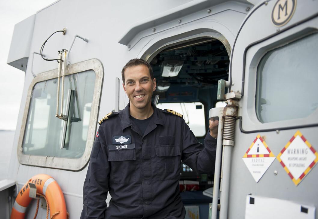 Fregatten Thor Heyerdahl skal sikre norsk og alliert farvann de neste fire månedene – fra Gibraltar til Canada.