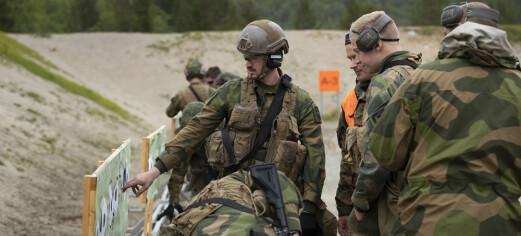 Vi må lytte til dem som jobber i Forsvaret
