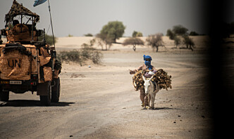 Mali - et land på hell
