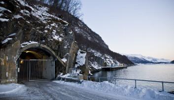 Åpner opp Olavsvern for Forsvaret igjen