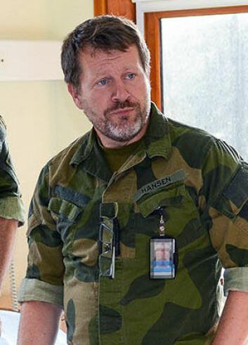 Hovedverneombud iHæren, Thomas Norman Hansen.