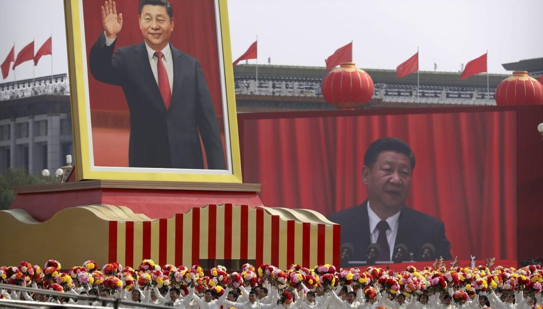 Kina har ikke råd å ignorere mer enn halve verdensøkonomien, skriver Joe Biden.