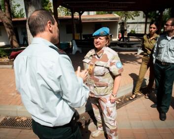 142 militære kvinner er intervjuet i ny studie. Flesteparten fikk ikke lov til å være med. De stilte opp likevel.