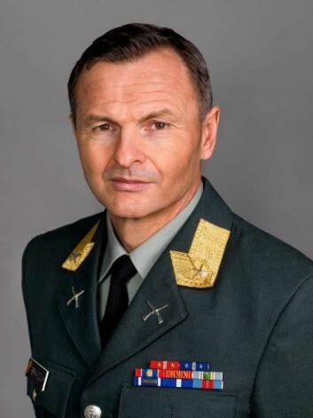 Brigader Aril Brandvik leder arbeidet med landmakutredningen.