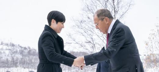 Ny avtale mellom Norge og Russland styrker sikkerheten i nord