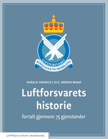 Boken til Harald Høiback og Ole Jørgen Maaø er utgitt på Cappelen Damm.