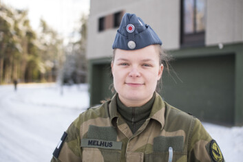 Basetillitsvalgt ved Rygge, Renate Melhus.