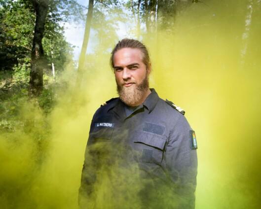 Lasse Matberg slutter i Forsvaret