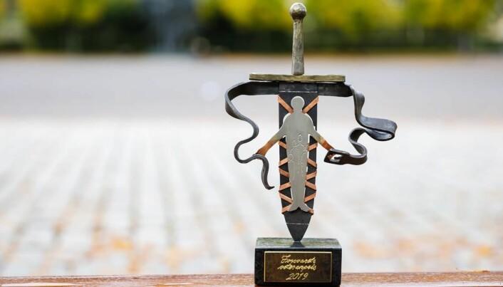 Odd Helge Olsen vant Forsvarets veteranpris for 2019
