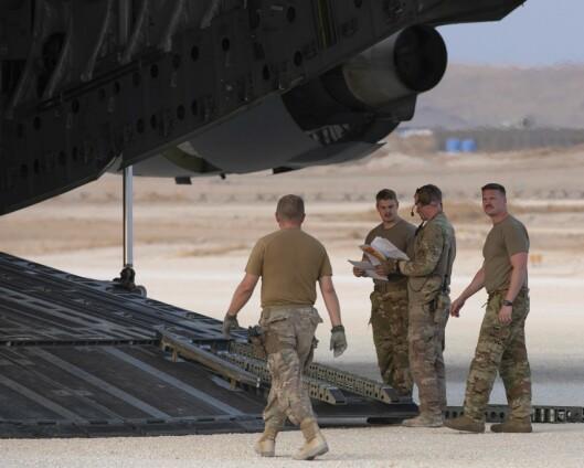 USA sender flere soldater til Syria