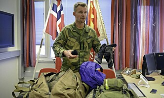 Bataljonssjefen beordret de ansatte til å gi fra seg ullsokkene