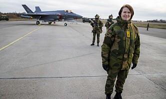 Sjef Luftforsvaret: – Vi skal bygge videre på det som er bra