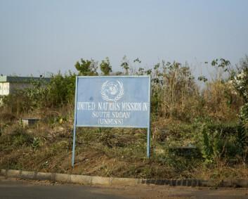 «Oppblomstring av smitte» i Sør-Sudan – ny norsk FN-offiser koronasmittet