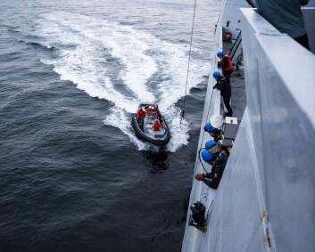 Marineøvelsen Flotex i gang: Siste finpuss før Norge overtar to Nato-kommandoer