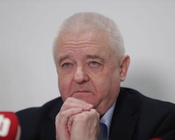 VG: Stortinget vil invitere Frode Berg til lukket høring