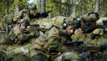 Stig (36) vil være soldat, men er egentlig for gammel