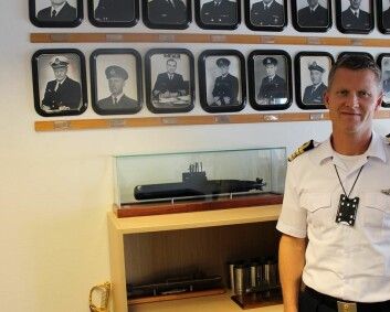 Oliver Berdal blir ny sjef for Kystvakten