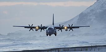 Havarikommisjonen: Luftforsvaret bør ikke føre tilsyn med seg selv