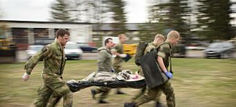 Grisen som skal redde norske soldater