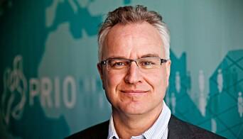 EKSPERT: Kristian Berg Harpviken leder PRIOs Midtøsten-senter.