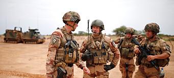 Internasjonale operasjoner i Mali går som planlagt