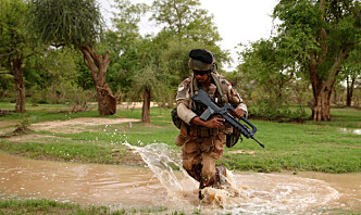 Kuppet i Mali setter Frankrike i diplomatisk knipe