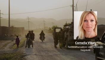 Når norske soldater samarbeider med overgripere